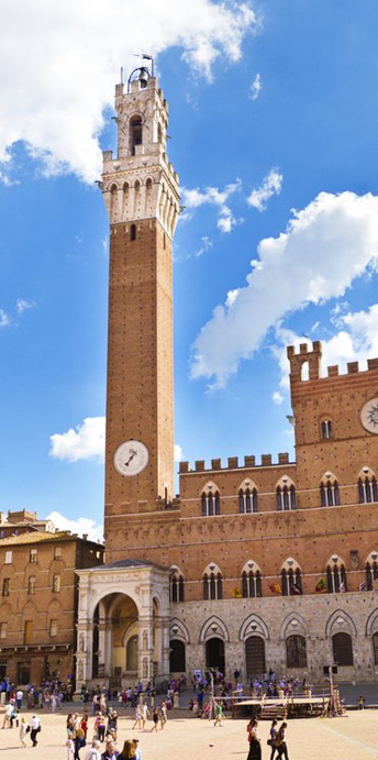 Siena - San Gimignano
